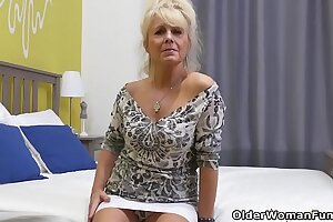 Euro gilf Koko strips off and exposes herself