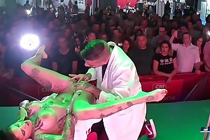 PORNOVATAS.COM REAL PUBLIC SEX SPANISH DOCTOR JOTADE VS SPANISH TATTOO MILF YEMAYA GONZALEZ