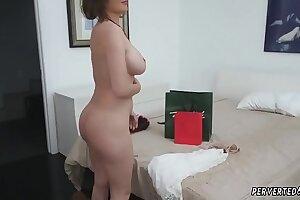 Amateur brunette milf fucked hard and 18 virgin sex anal hd her