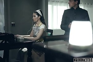 PURE TABOO Young Housewife Audited & Submitted to Physical Exam