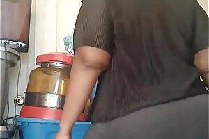 Dominican West Indies Nasty Juicy Ass Housewife
